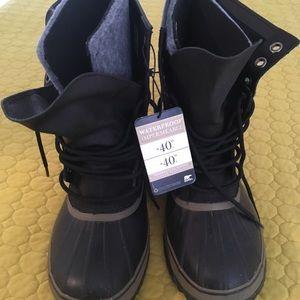 Men's Sorel rain boots
